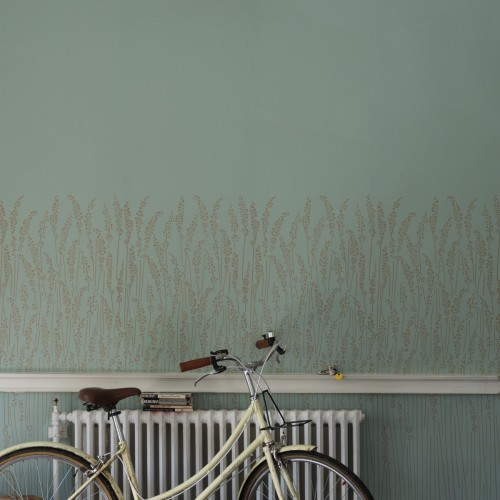 Обои Farrow & Ball Latest & Greatest Feather Grass BP 5107