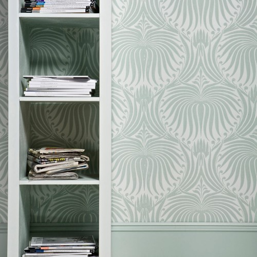 Обои Farrow & Ball Present & Correct Lotus BP 2051