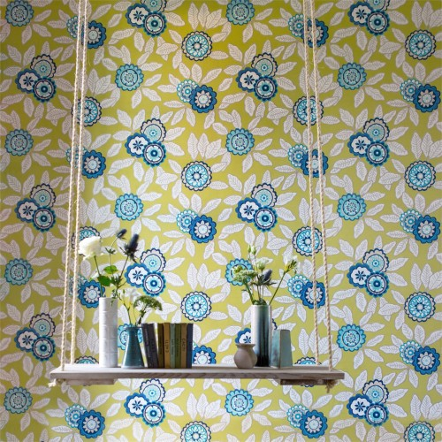 Обои Harlequin Jardin Boheme Wallpapers Eden 110679
