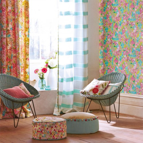 Обои Harlequin Jardin Boheme Wallpapers Florica 110660
