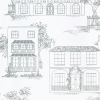 Обои Little Greene 20th Century Papers Hampstead - Glass 0288HAGLASS