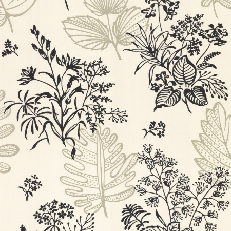 Обои Little Greene 20th Century Papers Norcombe - Couture
