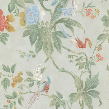 Обои Little Greene Archive Trails Paradise - Dusk