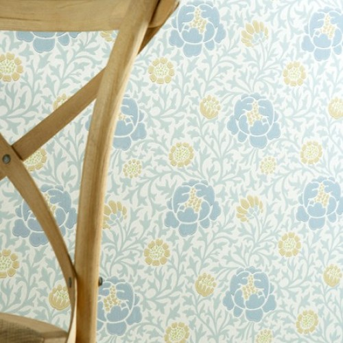 Обои Little Greene London Wallpapers II Lansdowne Walk - Marigold 0273LWMARIG