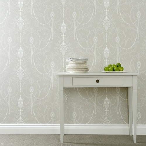 Обои Little Greene London Wallpapers II Marlborough - Paris Grey 0273MAPARIS