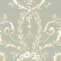 Обои Little Greene  Révolution Papers Versailles - Monument 0284VEMONUM
