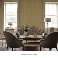 Обои Little Greene  Révolution Papers Versailles - Royale
