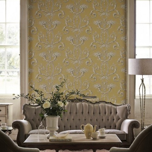 Обои Little Greene Revolution Papers Versailles - Royale 0284VEROYAL