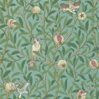 Обои Morris Archive Wallpapers II Bird & Pomegranate 212538