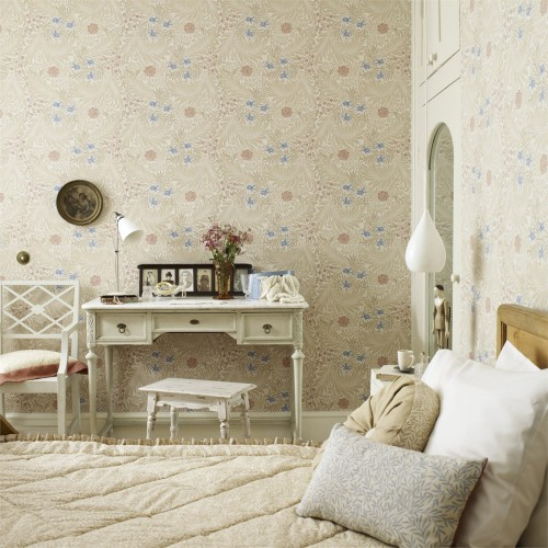 Обои Morris Archive Wallpapers II Larkspur 212555