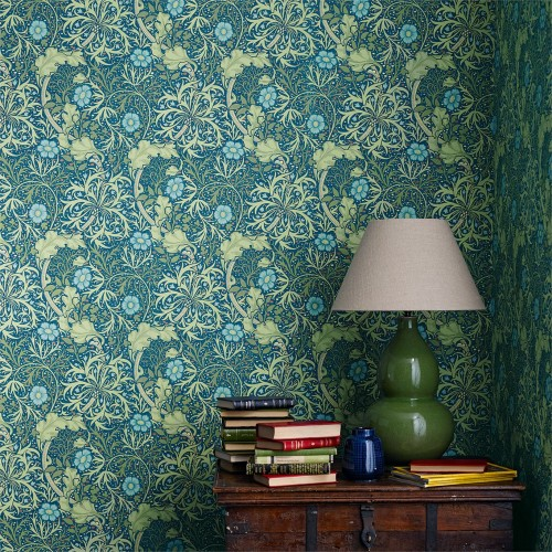 Обои Morris Archive Wallpapers III Morris Seaweed 214712