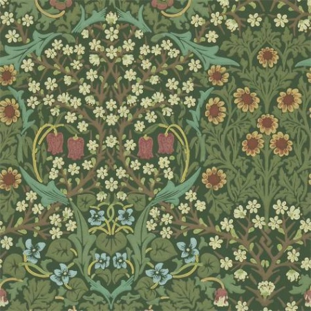Обои Morris Wallpapers Compendium II Blackthorn 210409