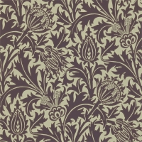Обои Morris Wallpapers Compendium II Thistle 210482