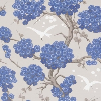 Обои Osborne & Little Verdanta Wallpapers Japonerie W6590-01