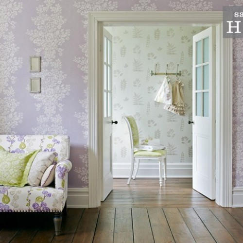 Обои Sanderson Madison Wallpapers Freya 212853