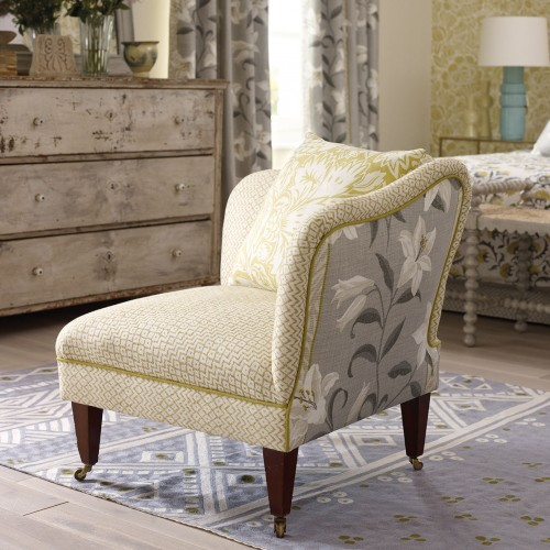 Обои Sanderson Sojourn Wallpapers Poppy Damask 215429
