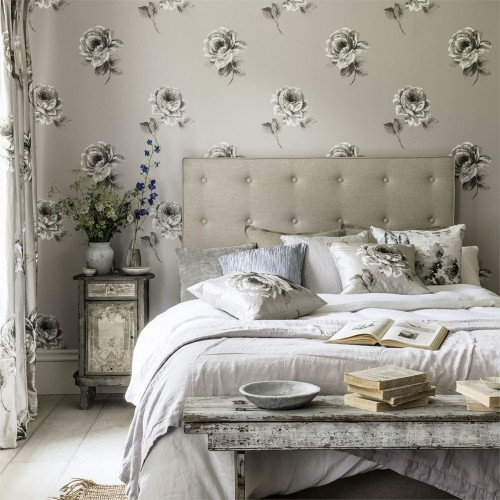 Обои Sanderson Waterperry Wallpapers Rosa 216276