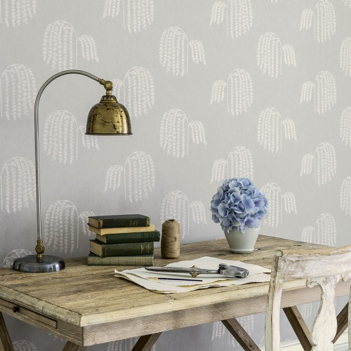 Обои Sanderson Waterperry Wallpapers Bay Willow 216273