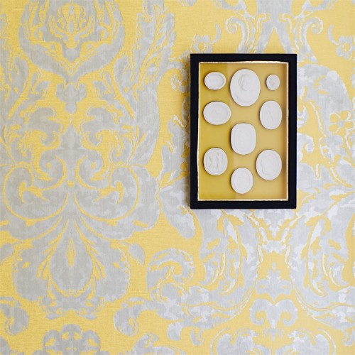 Обои Zoffany Constantina Damask Brocatello 312116