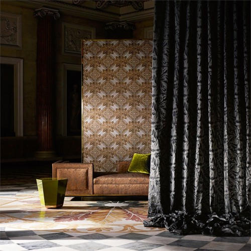 Обои Zoffany Phaedra Wallpaper Medevi Mirror 312611