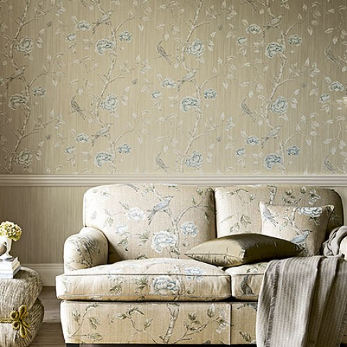 Обои Zoffany Woodville Papers Woodville Pebble 311345
