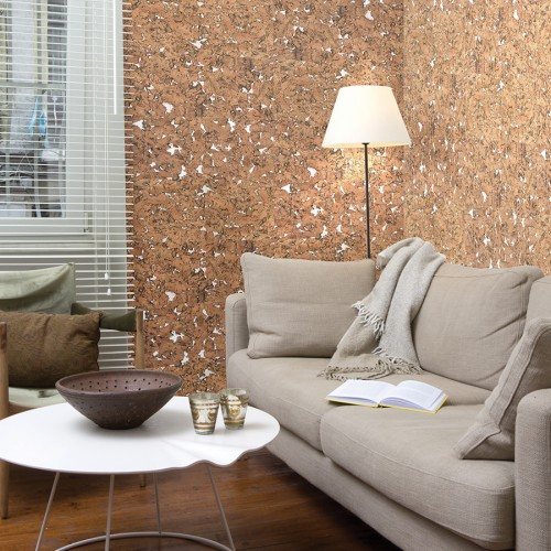 Настенная пробка Corkstyle Wall Design Monte White