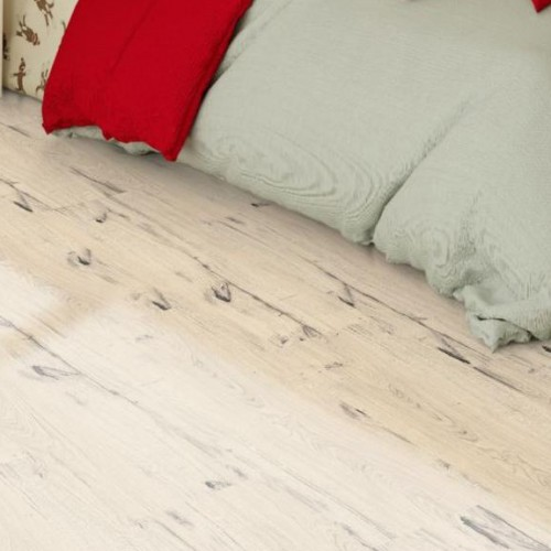 Пробковый пол Corkstyle Wood Sibirian Larch Limewashed клеевой