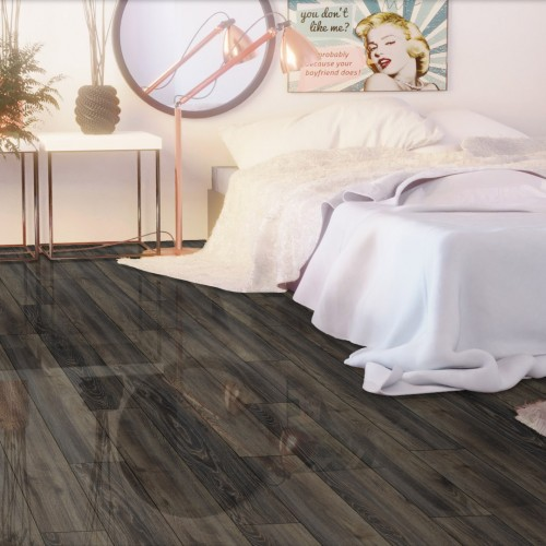 Ламинат Falquon Blue Line Wood 10 D3686 Canyon Black Oak