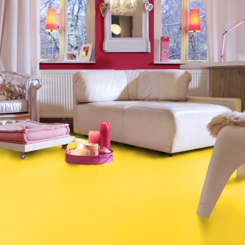 Ламинат Wineo 550 Color Lemon матовый LA075CM