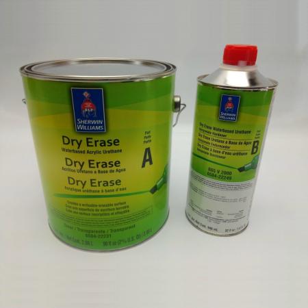 Kraska Sherwin Williams Dry Erase Prozrachnaya S Effektom