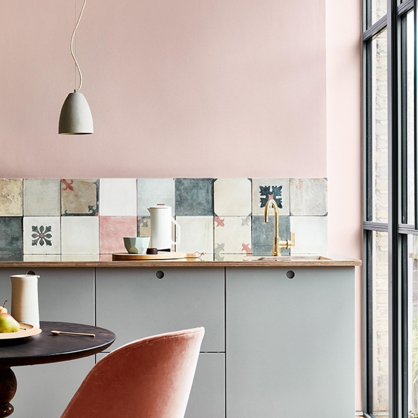 легко краска для стен на кухне цвета фото время