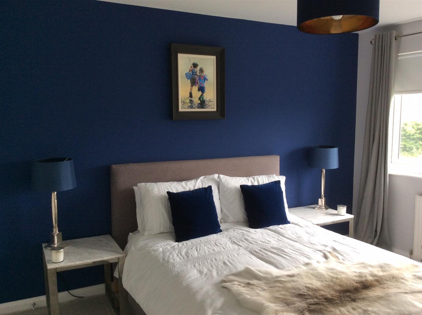 Краска Farrow Amp Ball цвет Drawing Room Blue 253 Estate