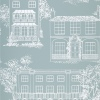 Обои Little Greene 20th Century Papers Hampstead - Penumbra