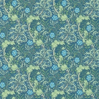 Обои Morris Archive Wallpapers III Morris Seaweed 214713