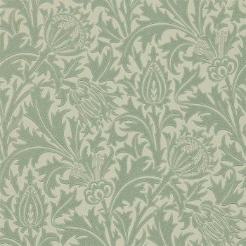 Обои Morris Wallpapers Compendium II Thistle 210481
