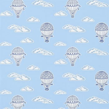 Обои Sanderson Abracazoo Wallpapers Balloons 214028