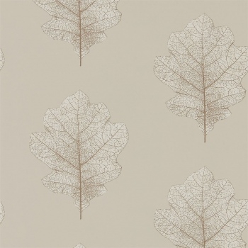 Обои Sanderson Woodland Walk Wallpapers Oak Filigree 215698