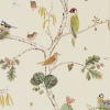 Обои Sanderson Woodland Walk Wallpapers Woodland Chorus 215703