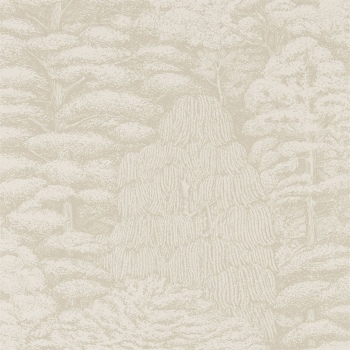 Обои Sanderson Woodland Walk Wallpapers Woodland Toile 215717