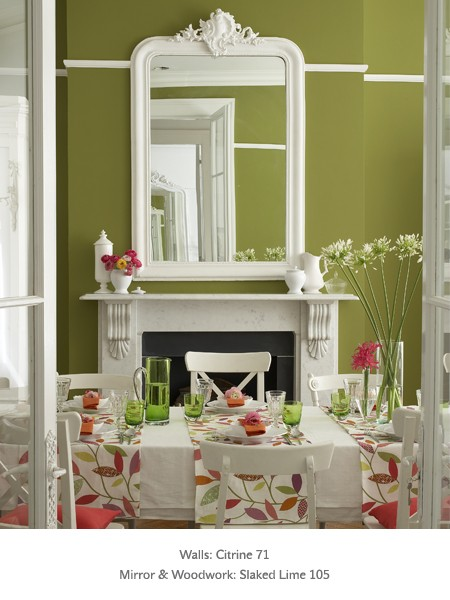 Краска Little Greene цвет Pale Lime 70 купить в интернет